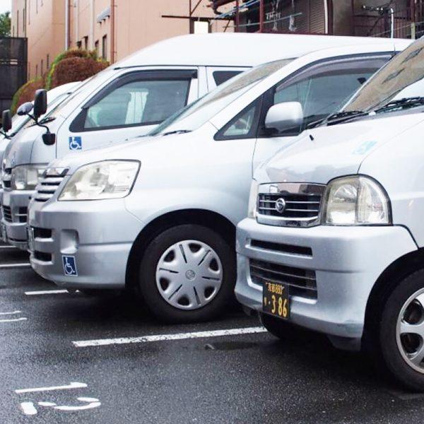 サービス紹介 介護タクシー01
