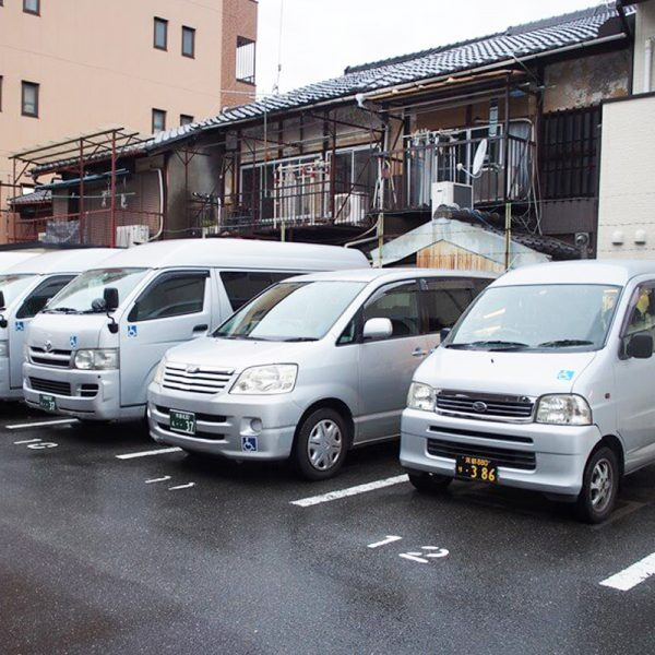 サービス紹介 介護タクシー03